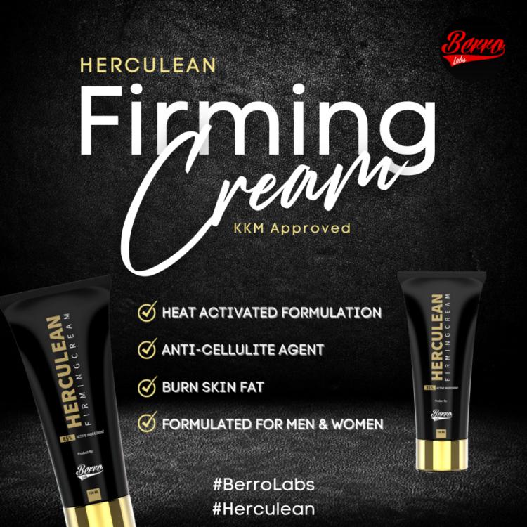 Herculean Firming Cream