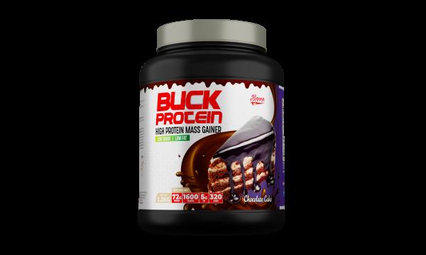 Berro Labs Buck Protein Mass Gainer 2.2kg